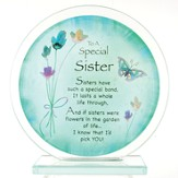 A Special Sister Circle Plaque