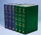 Theological Lexicon Set, 6 Volumes