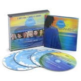The Word of Promise Next Generation Edition - New Testament: Dramatized Bible (ICB) on MP3 CD