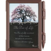 Tree of Life Memo Pad and Pen