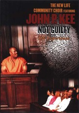 Not Guilty: The Experience, DVD