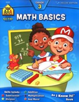 Math Basics Grade 3 Deluxe Edition