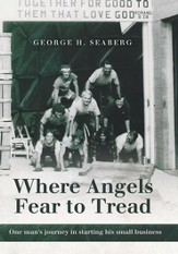 Where Angels Fear to Tread: One man's journey in starting his small business - eBook