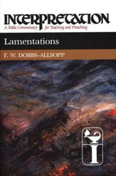 Lamentations, Interpretation Commentary