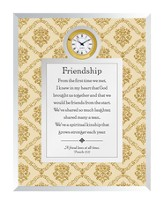 Friendship Clock