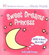 Sweet Dreams Princess, 4 CD Set