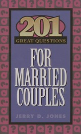 201 Great Questions for Married Couples