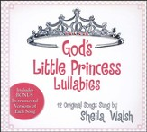 God's Little Princess Lullabies CD