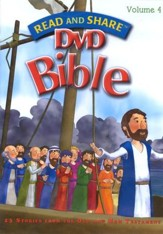 Read and Share DVD Bible Volume #4