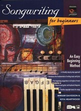 Songwriting for Beginners, Book Only