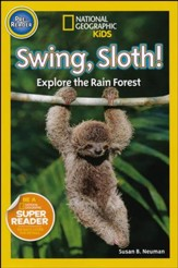 National Geographic Kids: Swing Sloth!