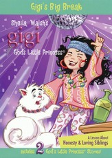 Gigi's Big Break: God's Little Princess DVD Series #7