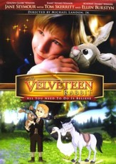The Velveteen Rabbit DVD - Slightly Imperfect