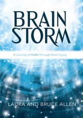 Brain Storm: A Journey of Faith Through Brain Injury - eBook