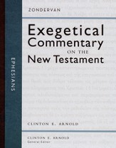 Ephesians: Zondervan Exegetical Commentary on the New Testament [ZECNT]-eBook