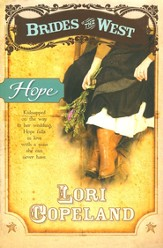 Hope, Brides of the West Series #3 (rpkg)