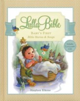 LullaBible: Baby's First Bible Stories and Songs--Book and CD