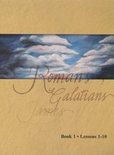Romans, Galatians & James, Book 1