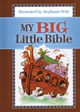 My Big Little Bible: Includes My Little Bible, My Little Bible Promises, and My Little Prayers
