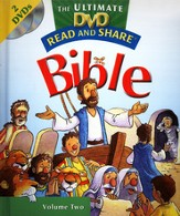 Read and Share: The Ultimate DVD Bible Storybook - Vol 2