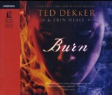Burn: Unabridged Audiobook on CD
