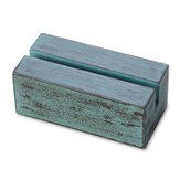 Display Stand, Turquoise