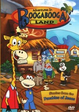 Adventures in Booga Booga Land Vol 1 DVD