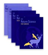 Landmark's Freedom Baptist Science S110, Nature Science, Grade 2
