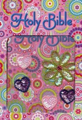 ICB Shiny Sequin Bible - Slightly Imperfect