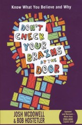 Don't Check Your Brains at the Door - Slightly Imperfect