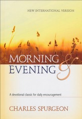 Morning and Evening, NIV Edition, Slightly Imperfect