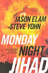 Monday Night Jihad, Riley Covington Thriller Series #1