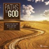 2017 Paths to God Mini Wall Calendar