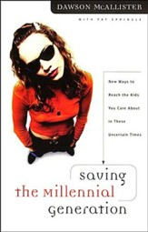 Saving the Millennial Generation - eBook