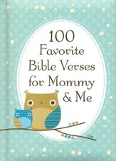 100 Favorite Bible Verses for Mommy & Me  - Slightly Imperfect