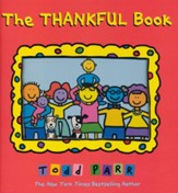 The Thankful Book - eBook