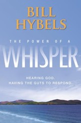 The Power of a Whisper: Hearing God, Having the Guts to Respond - Slightly Imperfect