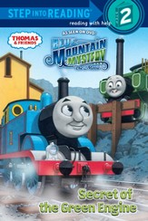 Secret of the Green Engine (Thomas & Friends) - eBook