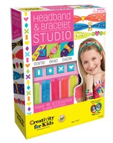 Headband and Bracelet Studio