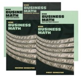 Landmark's Freedom Baptist Math M160, Business Math, Grade 12