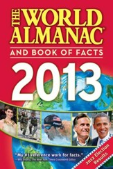 The World Almanac and Book of Facts 2013 - eBook