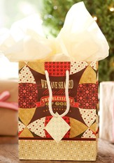 We Have Shared Together the Blessings of God Gift Bag, Medium