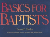 Basics for Baptists, Member Book
