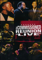 Commissioned Reunion Live, DVD