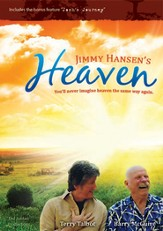 Jimmy Hansen's Heaven, DVD