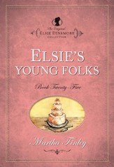 Elsie's Young Folks - eBook