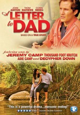 A Letter to Dad, DVD