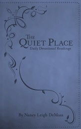 The Quiet Place SAMPLER: Daily Devotional Readings / New edition - eBook