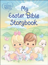 Precious Moments: My Easter Bible Storybook - Slightly Imperfect
