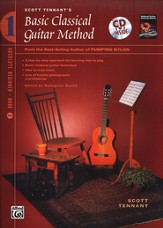 Basic Classical Guitar Method, Book & CD